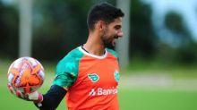 Marcelo Carné completa 50 jogos e se declara ao Juventude: 'A grande chance da minha vida'