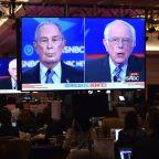 In Nevada Debate, Bloomberg Flops as Bernie Skates Through