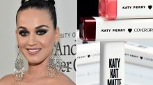 Von Katy Perry bis Demi Lovato: Die Make-up-Kollektionen der Stars