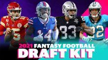 Fantasy Football 2021 Draft Kit: Rankings, expert advice, and more