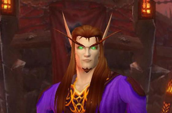 Patch 6.1 PTR - New Blood Elf Models Incoming