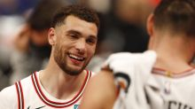 The Bulls didn't show up much in end-of-season awards voting