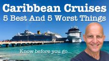 Best (and worst) things about Caribbean cruises