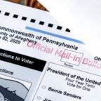 "Fears of uncounted votes after Pennsylvania ""naked ballot"" ruling"