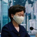 US slaps sanctions on Hong Kong leader Carrie Lam over free speech crackdown