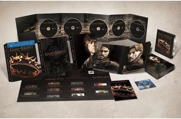 Game of Thrones Season Two Blu-ray set arrives February 19th