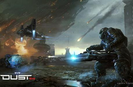 DUST 514's Uprising 1.8 patch out today
