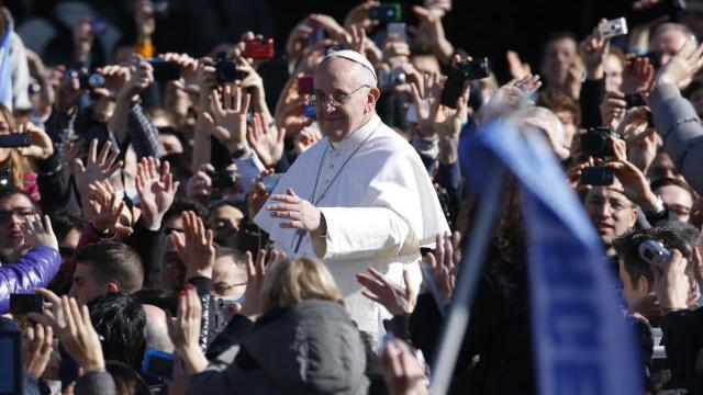 New and old popes to meet