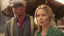 'Jungle Cruise': Emily Blunt on horrific nature run-in that had her 'dropping her pants' — and why The Rock calls her 'the female Indiana Jones'