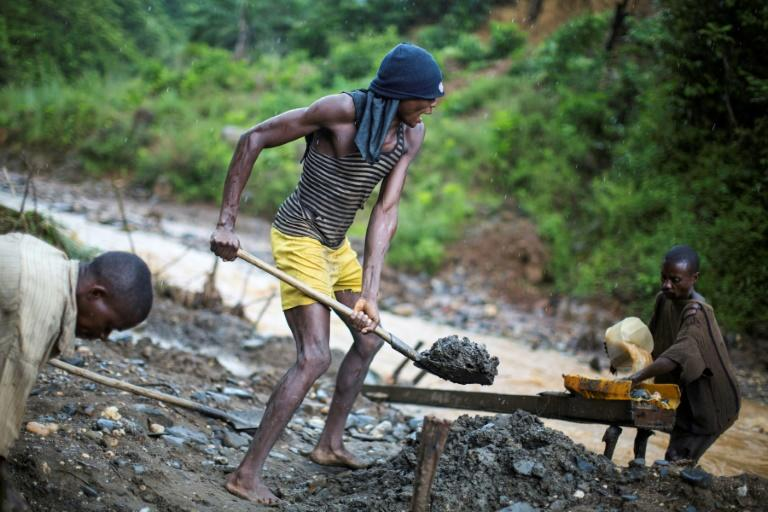 Woman killed in DR Congo illegal mining crackdown
