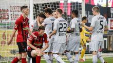 Freiburg 0-1 Bayer Leverkusen: Havertz nets winner but goes off with knock