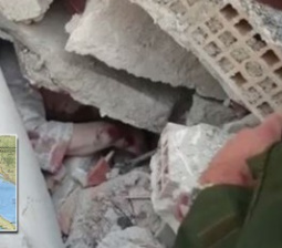 Bloodied Woman Seen Pleading for Help From Beneath Rubble After Italy Earthquake Kills Dozens