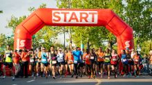 Calgary women lead the pack of more than 9,000 racers celebrating the 55th anniversary of the Scotiabank Calgary Marathon
