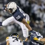NFL Draft: Giants, Raiders among NFL teams represented at Penn State-Iowa