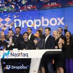 NYSE Trader: Not even the smashing Dropbox IPO success could lift tech stocks today