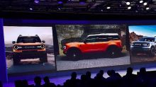 "No, This Is NOT the 2020 Ford Bronco (It's the ""Baby Bronco"" Crossover)"