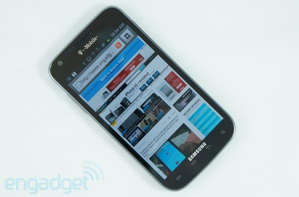 T-Mobile Samsung Galaxy S II review