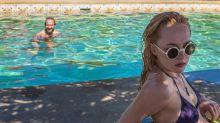 Dakota Johnson Talks 'A Bigger Splash' and the 'Marathon' of Making the 'Fifty Shades' Sequels