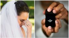 Bride's wedding ruined after groom's brother goes rogue with shady surprise