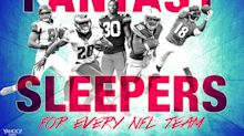 One Fantasy Football sleeper for all 32 NFL teams