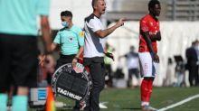 Foot - L1 - Nîmes - Jérôme Arpinon (Nîmes):«On a étouffé l'adversaire»