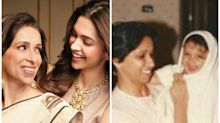Deepika Padukone shares a throwback pic on the occasion of Mother's Day