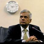 Sri Lanka's Wickremesinghe sworn in as PM before president: local media