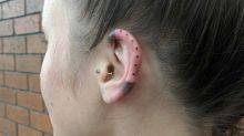 Los tatuajes en las orejas se hacen virales en Instagram: ¿los amas o los odias?