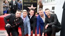 The awesome reason why 'NSync reunited on 'It's Gonna Be May' Day