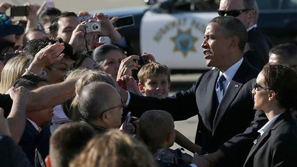 President to deliver speech in San Jose this morning