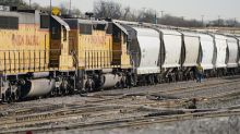 Union Pacific's earnings lifts railroad stocks