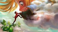 Disney Animation Ditches Jack and the Beanstalk Movie 'Gigantic'