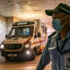 Coronavirus: First UK patients treated for suspected deadly virus after travelling from China