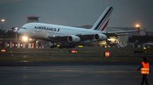 Air France A380 Makes Emergency Landing After Engine Blows Apart