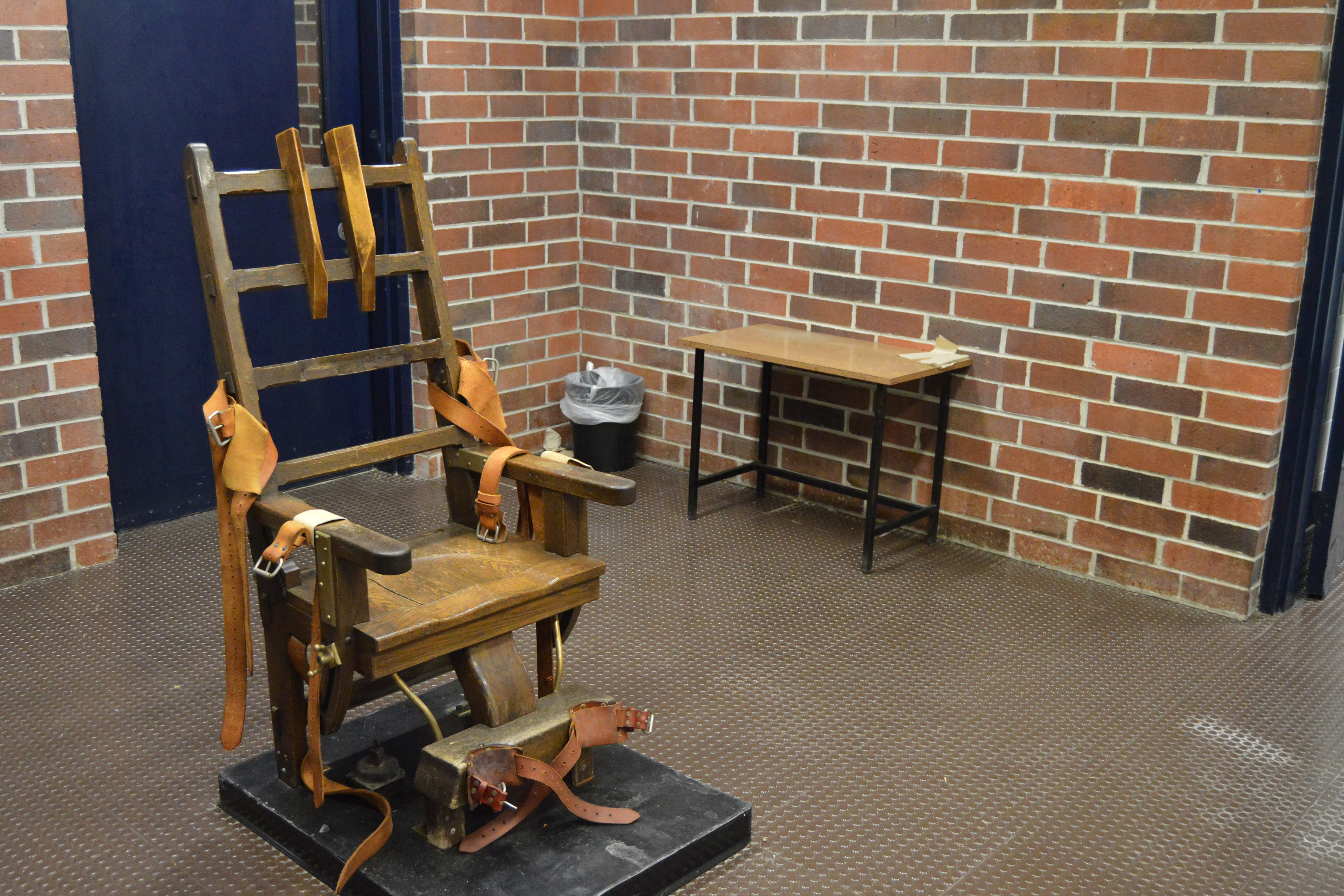 Executions halted until firing squad can be formed