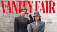 La hija de Alejandro Sanz, Manuela, posa en portada de Vanity Fair