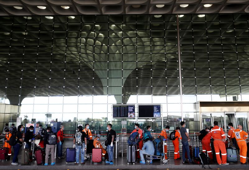 Indian police allege fraud by GVK chairman, others at Mumbai airport