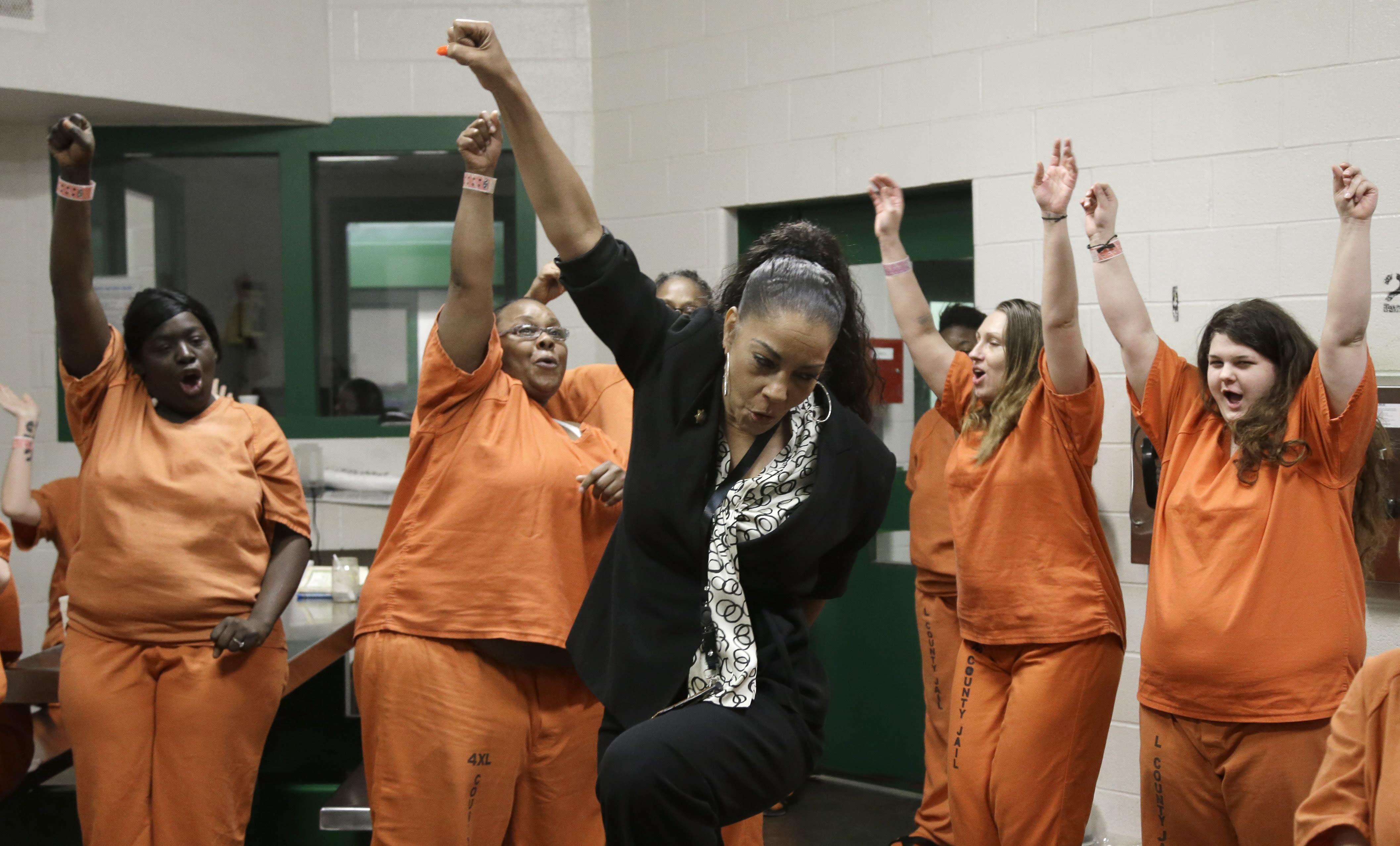 Ex prostituta rehabilita a reclusas en Houston