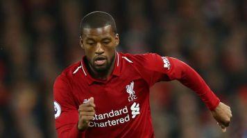 Liverpool midfielder Georginio Wijnaldum sympathises with Manchester United's difficult season