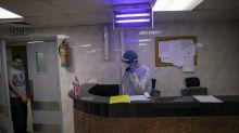 Virus puts new strain on Gaza's overwhelmed health system