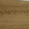鳥取砂丘被塗鴉 外籍情侶自稱唔識英文逃過檢控