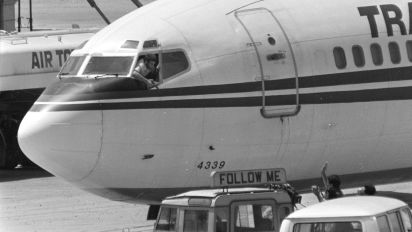 Arrest made in hijacking of TWA flight in 1985
