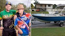 Family heartbroken after dad's boat stolen hours following his death