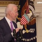 Biden to increase coronavirus vaccine doses to states from 8.6M to 10M per week.