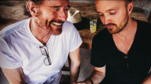 Aaron Paul and Bryan Cranston's receive backlash from 'Breaking Bad' fans over online tease