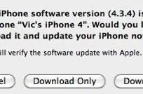 iOS 4.3.4 (GSM) and 4.2.9 (Verizon) now available, fixes PDF exploit