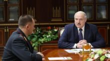 Belarus leader threatens to leave protesters 'without hands' as strike rumbles
