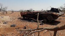 Syrian army captures Hama rebel pocket in northwest: state media