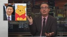 John Oliver piles on China's president after HBO website banned in China