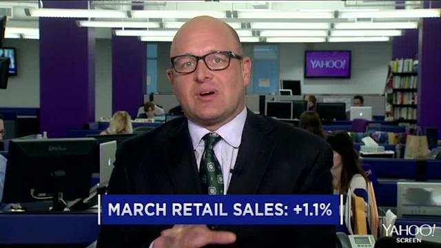 March retail sales; Citigroup posts earnings; Facebook gets into banking